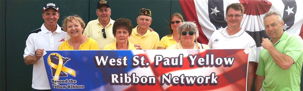 Yellow Ribbon Banner
