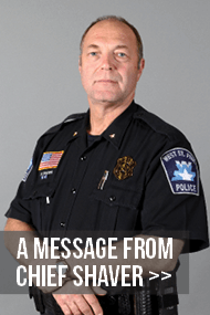 Chief M Shaver_Uniform Message